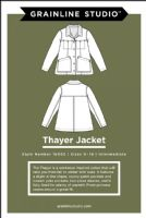 Thayer Jacket size 0-18 - Grainline Studio
